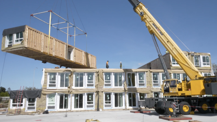 Offsite to Onsite—What Makes a Successful Onsite Completion of a Modular Project?
